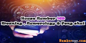 House Number 169 - Meaning , Numerology & Feng shui